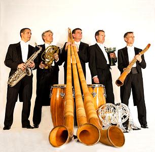 Jacaranda Ensemble - Sebastian Pietsch, Thomas R. Hoffmann, Matthias Dressler, Thomas Ringleb, Richard Mosthaf