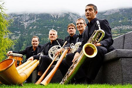 Jacaranda Ensemble - Thomas Ringleb, Thomas R. Hoffmann, Matthias Dressler, Richard Mosthaf, Sebastian Pietsch